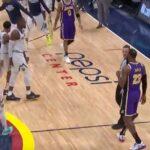 NBA – LeBron James agacé par le trash-talking d'un adversaire