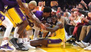 NBA – La qualité «irréelle» de LeBron qui sidère un de ses coéquipiers