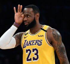 NBA – Jeu : Créez votre meilleur 5 majeur autour de LeBron James