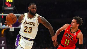 NBA – Le combat que vont mener conjointement LeBron James et Trae Young