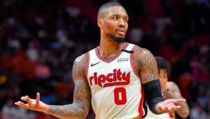 NBA – Les 2 équipes où Damian Lillard voudrait aller s'il quitte Portland