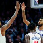 NBA – Le 5 majeur probable des Clippers cette saison