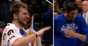 NBA – Boban se transforme en intendant, standing ovation de la salle