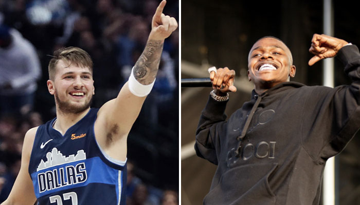 Luka Doncic et DaBaby