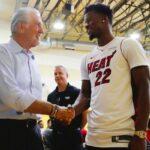 NBA – Pat Riley fait une promesse à Jimmy Butler