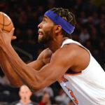 NBA – Le nouveau venu des Knicks semble déjà dépité