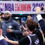 NBA – La Chine met un énorme coup de pression à la ligue