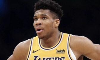 Giannis Antetokounmpo Lakers plan lebron james
