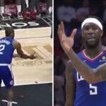 NBA – Kawhi Leonard s'emporte contre les Clippers sur une action ratée