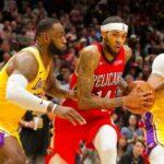 NBA – Les Pelicans rêvent des Lakers