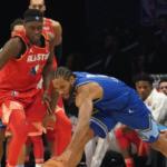 NBA – Quand Pascal Siakam veut utiliser la défense anti-Curry sur Kawhi
