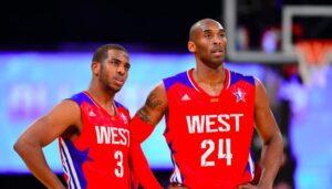 NBA – Comment Chris Paul a honoré un souhait de Kobe Bryant au All-Star Game