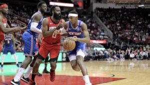 NBA – Un duel entre les Knicks et les Rockets à venir ?