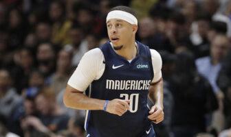 Seth Curry a réussi une perf rarissime face au Miami Heat