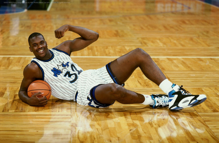 Shaquille O'Neal chez le Orlando Magic