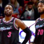 NBA – Echange gênant entre D-Wade et Winslow après son trade contre Iggy