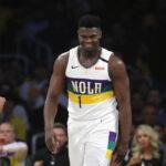 NBA – Le nouveau coach des Pels clôt le débat sur le poste de Zion