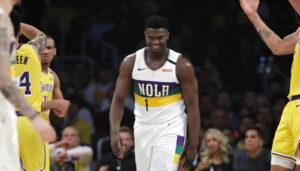 NBA – Zion Williamson signe une hallucinante première all-time !