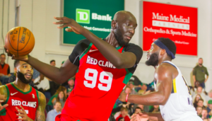 NBA/G League – Tacko Fall frôle son premier triple-double, les internautes en folie
