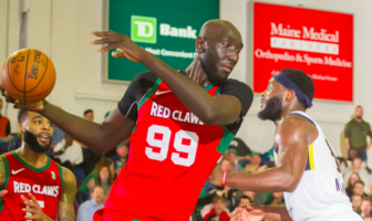 tacko fall frôle son premier triple-double