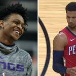 NBA – De'Aaron Fox humilie Josh Hart en plein stream