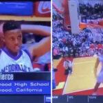 NBA – Les images ridicules de Paul Pierce dans un Dunk Contest au lycée