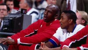 NBA – Choqué, Isiah Thomas tacle salement Michael Jordan