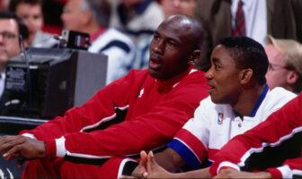 Isiah Thomas a placé Michael Jordan dans son top 5 de ses joueurs préférés
