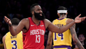 NBA – Comment une improbable franchise tente la masterclass James Harden