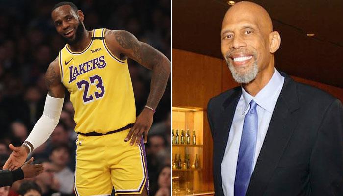 Kareem Abdul-Jabbar affirme que LeBron James serait très bon dans les années 80