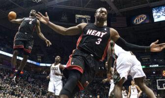 Dwyane Wade a révélé que lui et LeBron James se sont inspirés de Gary Payton et Shawn Kemp