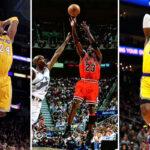 NBA – Les 5 meilleurs joueurs de l'histoire… à chaque poste !