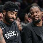 NBA – Un énorme projet secret de Kyrie Irving et Kevin Durant révélé !