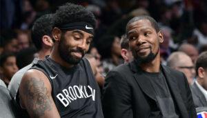 Les Nets aimeraient une 3ème superstar pour épauler Kyrie Irving et Kevin Durant