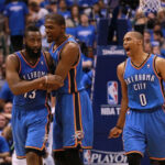 NBA – « Je ne crois pas Kevin Durant… Il oublie Westbrook mais pas Ibaka ?! »