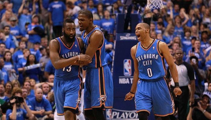 Kevin Durant, Russell Westbrook et James Harden auraient pu devenir la plus grande dynastie de l'histoire du basket