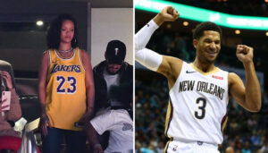 NBA – Trollé par Rihanna après le poster de LeBron, Josh Hart s'affiche avec un pull spécial