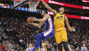 NBA – L'énorme manque de respect de Ben Simmons à Rudy Gobert