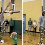 NBA / G League – Tacko Fall sans pitié avec les enfants lors d'un camp !