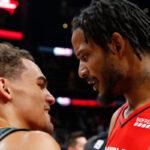 NBA – Trae Young en remet une couche après son embrouille avec Ariza