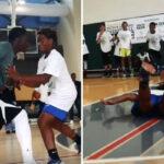NBA – Quand les stars de la ligue affrontent des gens normaux