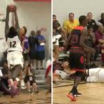 NBA/HS – L'énorme contre oublié de Zion Williamson au lycée !