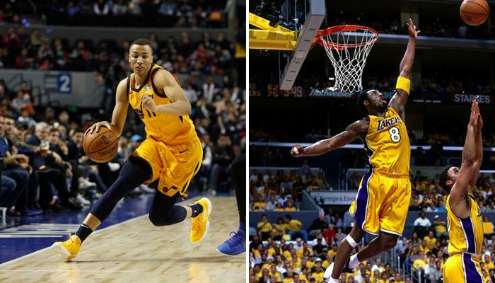 Au moment de sa draft, Dante Exum était comparé à Kobe Bryant