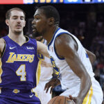 NBA – Comment Kevin Durant a « cruellement manqué de respect aux Lakers »