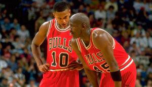 NBA – Le joueur qui aurait pu faire le plus mal à Michael Jordan d'après un ancien coéquipier
