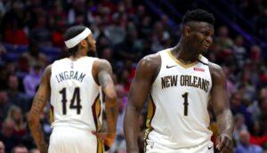 NBA – Polémique sur Zion et Ingram, situation épineuse à NOLA