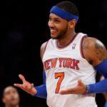 NBA – La stat complètement lunaire de Carmelo Anthony aux Knicks