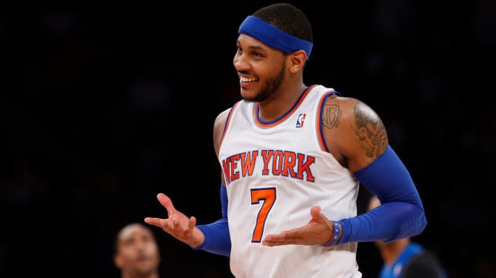 retour de Melo chez les Knicks ?