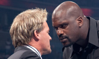 Chris Jericho et Shaquille O'Neal