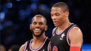 NBA – La stat géniale pour Chris Paul… et humiliante pour Russell Westbrook